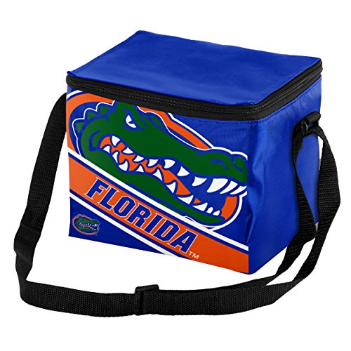 Florida Big Logo Stripe 6 Pack Cooler