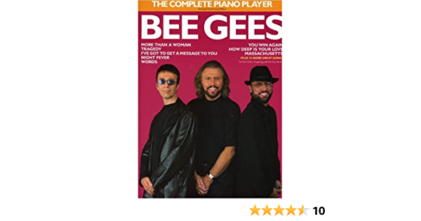 The Complete Piano Player: Bee Gees: Amazon.es: Bee Gees ...