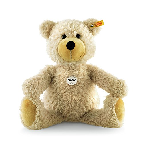 Steiff Charly Dangling Teddy Bear, Beige, 15.7