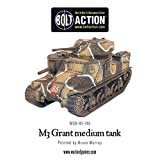 Warlord Games, Bolt Action, M3 Grant (Western Desert)