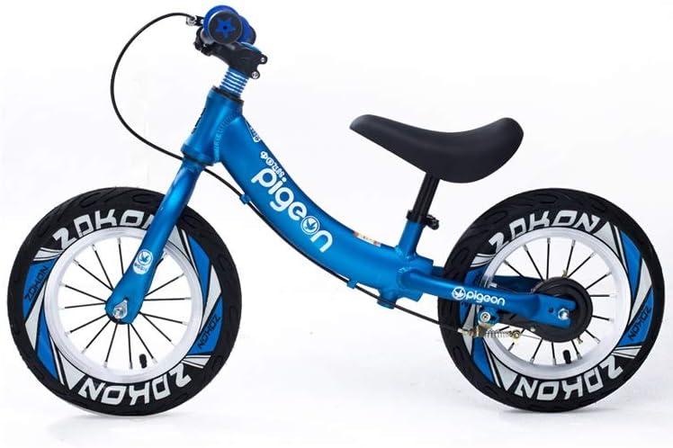 Bicicleta sin pedales Bici Bicicleta Deportiva de 12 Pulgadas con ...
