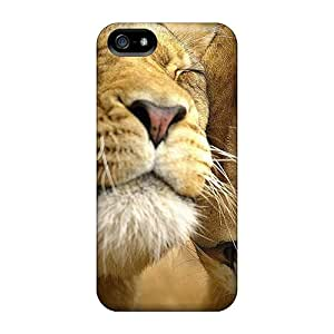 AdLoM16849qXOtX Faddish Lion Love Case Cover For Iphone 5/5s