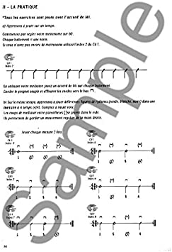 Feu Vert Guitare: Accompagnement. Partituras, CD para Tablatura de ...