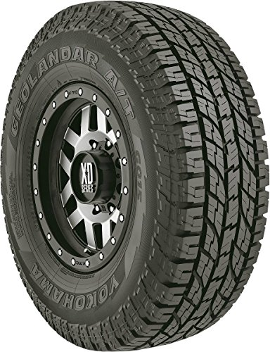 Yokohama Geolander A/T G015 All-Terrain Radial Tire - 215/70R16 100H (Best Off Road Tires For Subaru Outback)