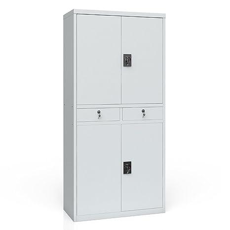 Archivador herramienta oficina mueble armario metálico universal archivadores estante
