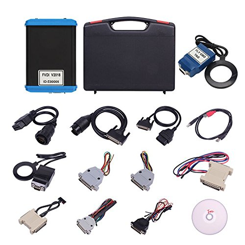 shenzhen xiaoxiao le 2018 New FVDI Full Version (Including 18 Software) FVDI ABRITES Commander NO Limited OBD2 Professional Car FVDI Diagnostic Tool