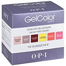 OPI Gelcolor soak-off gel lacquer the glamazons - # 1 for women - 8 piece