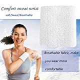 ezyoutdoor 1 Pair Brace Band Guard Wrap Towel