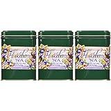 Wild Huckleberry Tea Bags From Montana (3 Pack - 60 Tea Bags). Black Ceylon Tea with Huckleberry Natural Flavors.