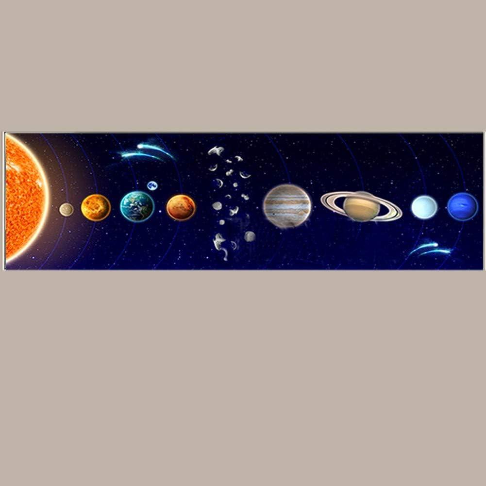 Pintura Diamante Kits Completo 5D Diamond Painting Bordado Talla Grande Planet of the universe Cristal Imitaci/ón Bricolaje Mosaico de Punto de Cruz Decor Pared del Hogar V9031 Taladro cuadrado30x60cm
