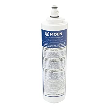 Amazon Com Moen 9601 Choiceflo Replacement Water Filter Compatible