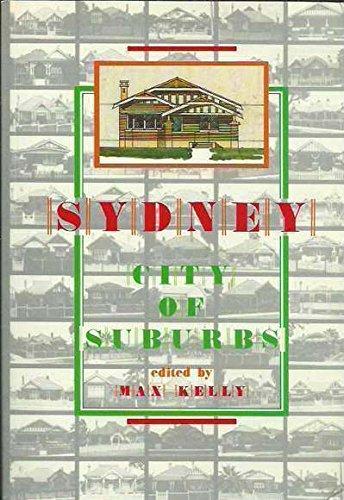 Sydney: City of Suburbs