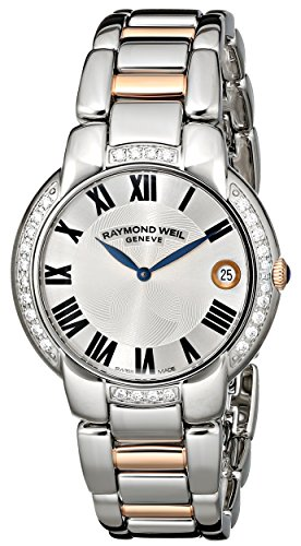 Raymond Weil Women's 5235-S5S-01659 Jasmine Two-Tone Stainless Steel Watch