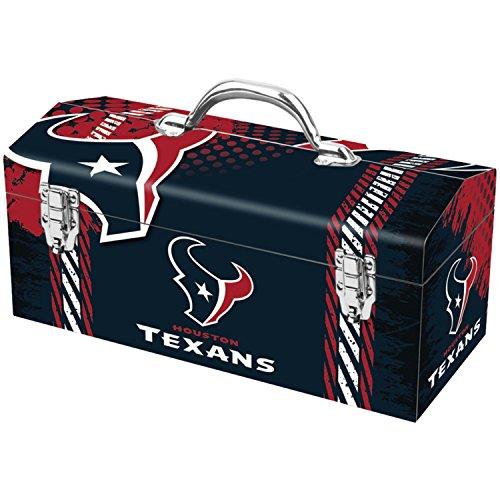 NFL Houston Texans Full-Print Tool Box (Houston Texans Tool)