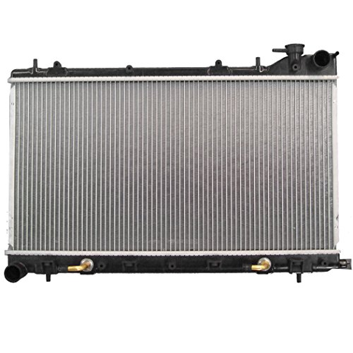TUPARTS Radiator 13026 Compatible with 2006 2007 2008 for Subaru Forester 4-Door 2.5L CU13026