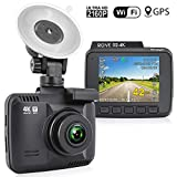 Best Car Camera Wifis - Rove R2-4K Car Dash Cam - 4K Ultra Review