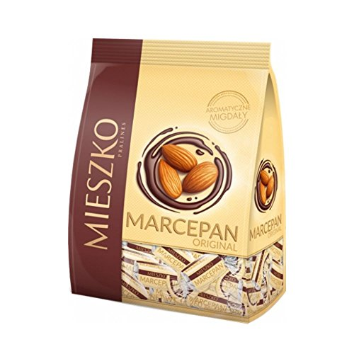 Marzipan Kosher - Mieszko Marcepan Dark Chocolate with Marzipan Filling, 260g/9.17oz