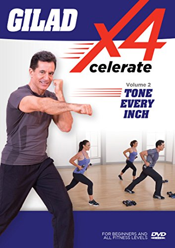 Gilad: Xcelerate 4: Volume 2 - Tone Every Inch