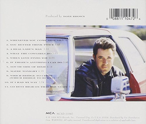 Vince Gill:When Love Finds You Lyrics