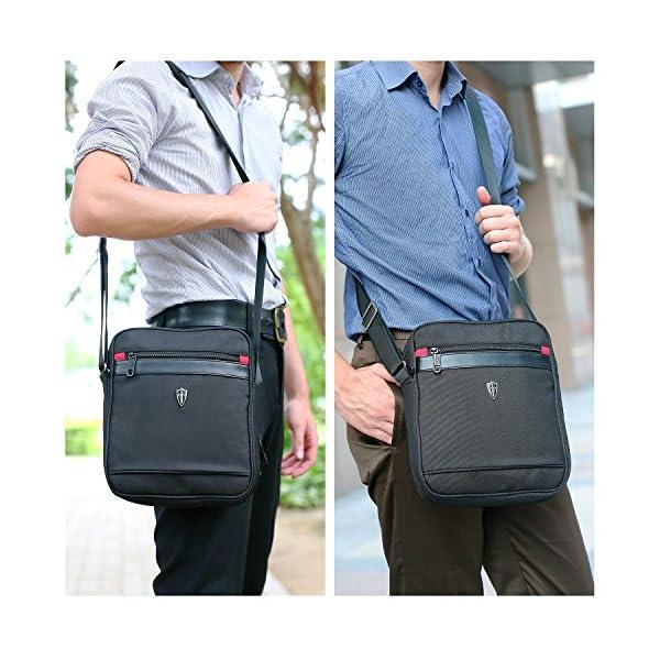 Victoriatourist-V7002-Vertical-Shoulder-Messenger-Bag-for-iPadTablet-Upto-101-Black