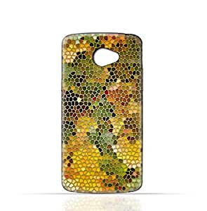 LG K5 TPU Silicone Case with Stained Glass Art