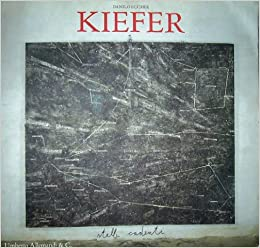anselm kiefer stelle cadenti english and italian edition