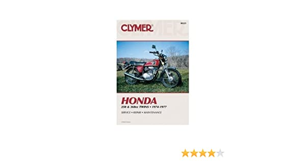 Amazon clymer repair manual for honda 250 360 twin 74 77 amazon clymer repair manual for honda 250 360 twin 74 77 automotive fandeluxe Image collections