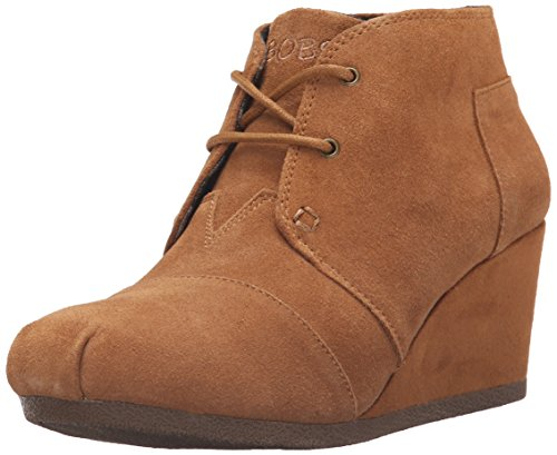 Skechers BEHOLD Women's HIGH Boot NOTES Chestnut Ankle rwr7qPSp