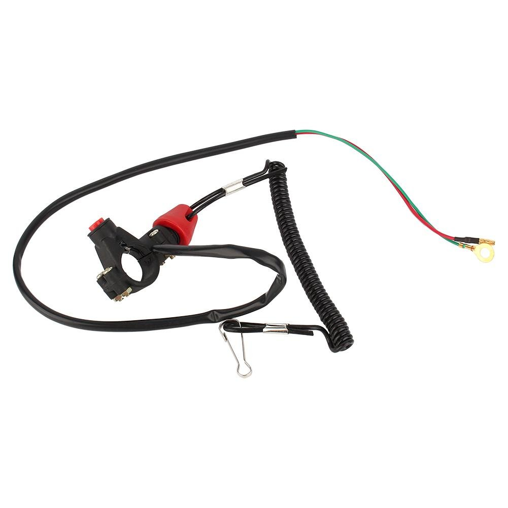 Universal Boat Outboard Motor Kill Stop Switch Safety Tether Yamaha Wiring Product Description Our