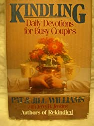 Kindling: Daily devotions for busy couples