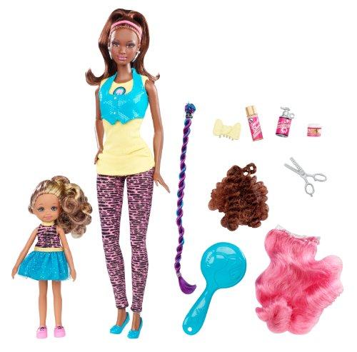 Barbie So In Style Locks Of Looks Kara And Kianna Dolls, Baby & Kids Zone