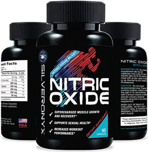 Strength Nitric Supplement Arginine 1300mg product image