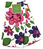 Kate Spade New York festive Floral 2pk towels multi