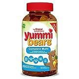 Yummi Bears | Hero Nutritionals | Complete Multivitamin & Mineral | Gummy Vitamin for Kids | Dietary Supplement | 16 Essential Vitamins, Nutrients & Minerals | 200 Yummi Gummies For Sale