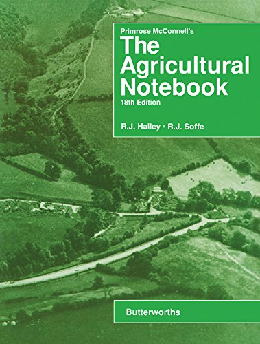 Primrose McConnell's The Agricultural Notebook - Primrose Farm