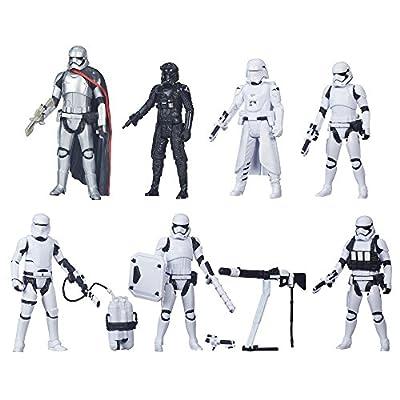 Star Wars The Force Awakens 3.75-Inch Figure Troop Builder 7-Pack [Amazon Exclusive]
