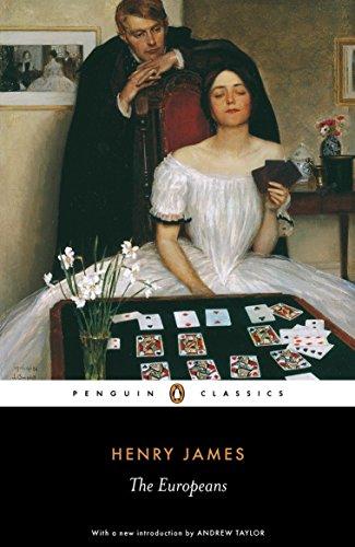 The Europeans: A Sketch (Penguin Classics)