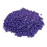 Depilatory Wax, Mapletop Hair Removal Hard Wax Beans Depilatory Hot Melting Film Beads (50g, H)