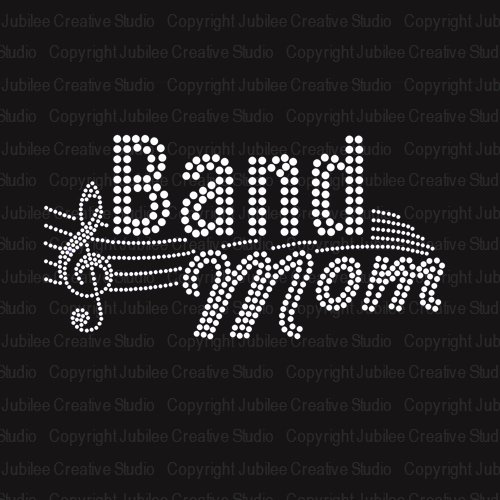 Which is the best band mom shirt iron on?