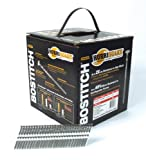 Stanley Bostitch RH-S8DR113-HQ 2-1/2-by-0.113-Inch Hurriquake 21-Degree Plastic Collated Stick Framing Nails, 5000 per Box