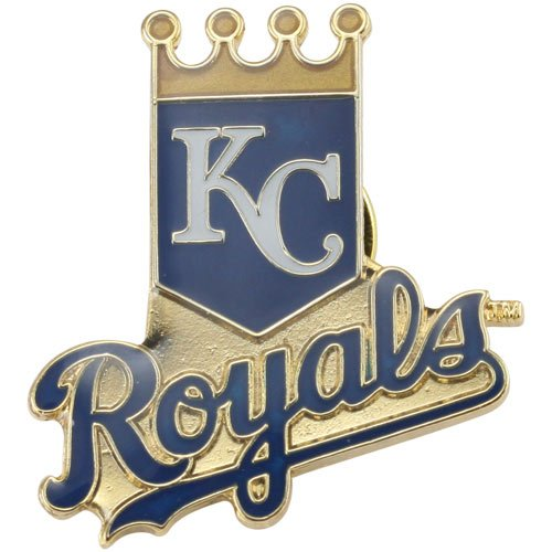 - MLB Kansas City Royals Logo Pin