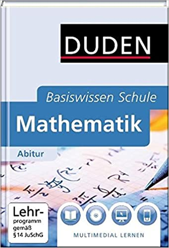 Duden Mathematik Abitur Pdf