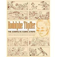 Rodolphe Töpffer: The Comic Strips completo