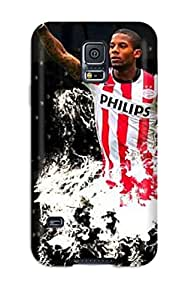 High Quality Shock Absorbing Case For Galaxy S5-jeremain Lens