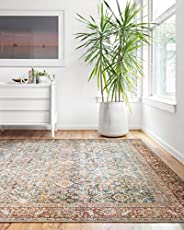 "Loloi II Layla Collection Area Rugs, 2'-0"" x 5'-0"