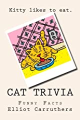 Cat Trivia: Funny Facts Paperback
