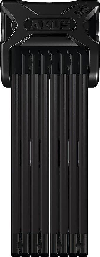 Support SH Antivol Pliable pour v/élo Mixte Adulte Abus Bordo Granit X-Plus Big 6500//110 110 cm Noir