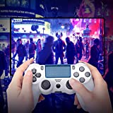 Wireless Game Controller Compatible with PS-4/PC
