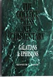 NIV Commentary : Galatians and Ephesians, Boles, Kenneth L., 0899006272