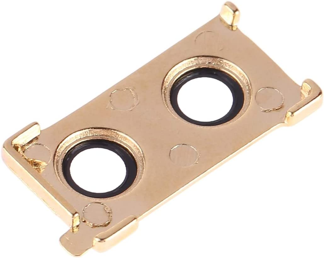 Black Replacement XIAOMIN Camera Lens Cover for Xiaomi Mi 6 Color : Gold